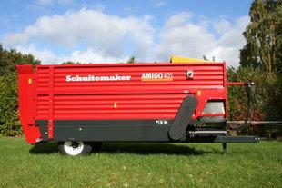 Schuitemaker Amigo 40 S voerdoseerwagen
