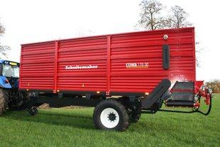 Schuitemaker Cowa 50 compostwagen