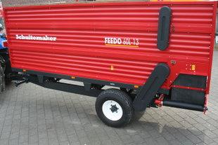 Schuitemaker Feedo 60L doseerwagen