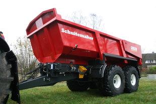 Schuitemaker Subliem 240 S Hardox zandkipper